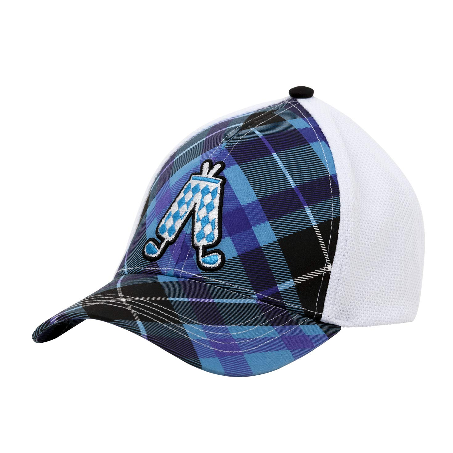 22f17b75 Royal & Awesome Bright Funky Colourful Unisex Golf Caps Hats