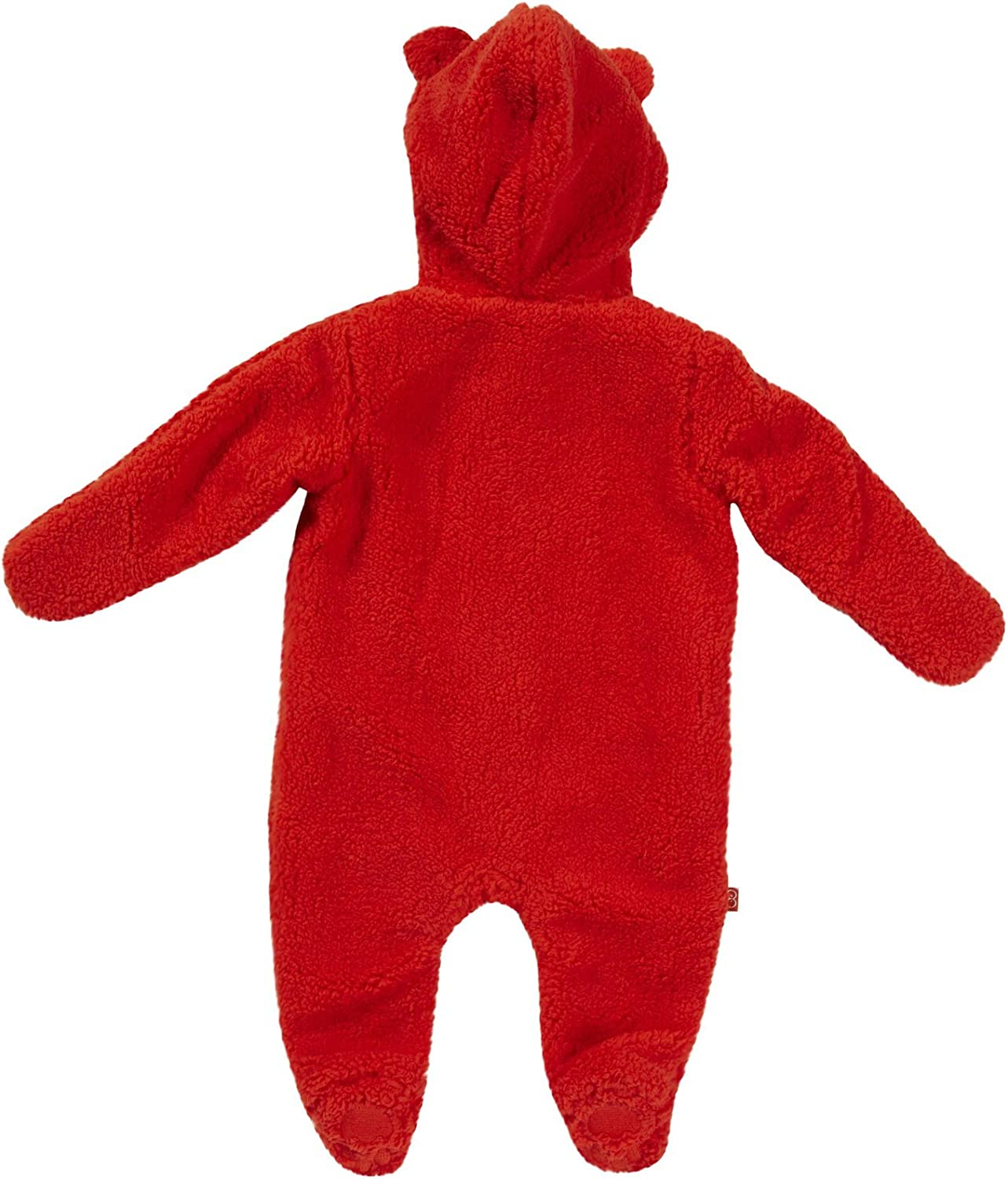 Raspberry Magnificent Baby Hooded Bear Pra Months 3 Months