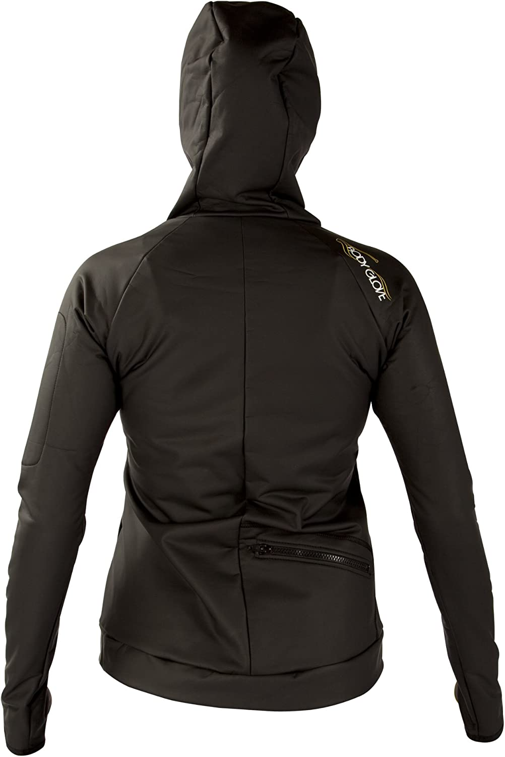 Body Glove Womens PU Coated Fleece Jacket