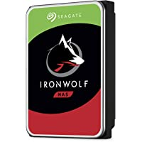 "Seagate 6TB IronWolf NAS 3.5"" harde schijf ST6000VN001 (SATA 6Gb/s/256MB/5400 RPM)"