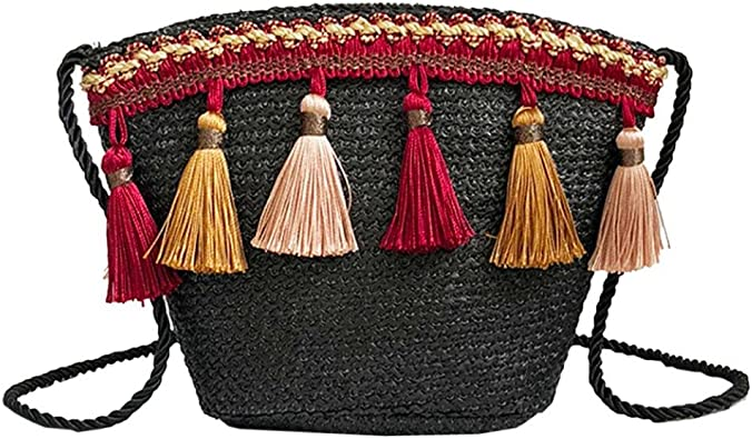 Shybuy Fashion Womens Satchel Shoulder Bag Mini Handbag Bag with Star Pendant Women Crossbody Bag
