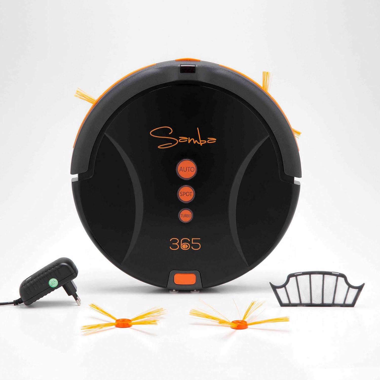 NEWTECK Robot Aspirador Q7 NL564 Negro: Amazon.es: Hogar
