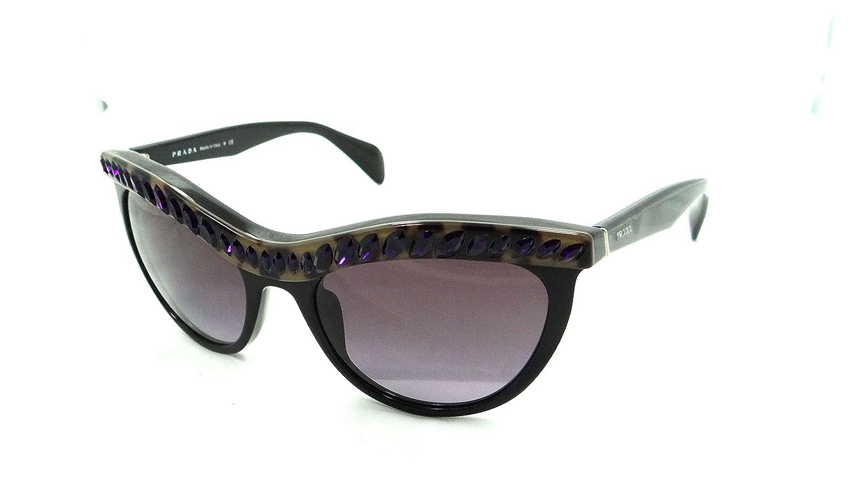 Amazon.com: Prada anteojos de sol SPR 04P MA5 – 5 F1 54 x 19 ...