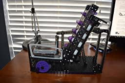 vex robotics ball machine instructions
