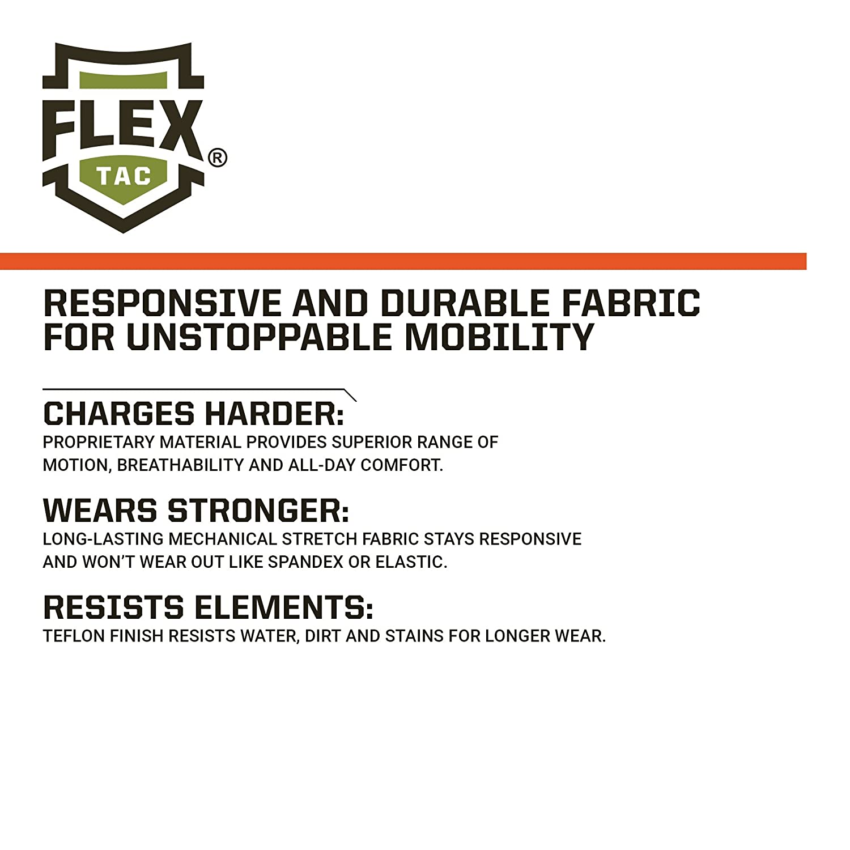 5.11 Tactical Mens Stryke Short Sleeve Professional Polo Shirt Style 71354 Flex Tac Fabric