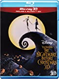 The nightmare before Christmas (2D+3D) [(2D+3D)] [Import italien]