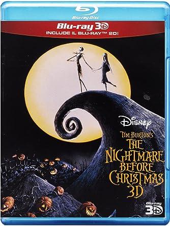 amazon com the nightmare before christmas 3d blu ray blu ray 3d