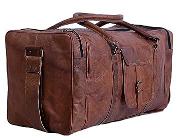 Cuir Cabine Main À Voyage Stuff 20 Bagage Sac Cool De x5w4azq