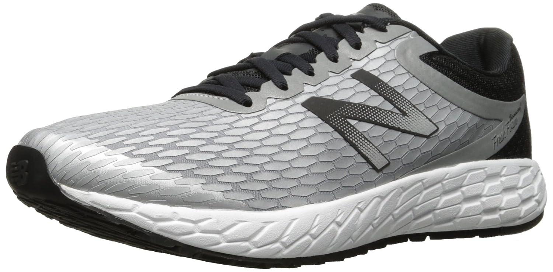New Balance Fresh Foam Boracay V3, Zapatillas Deportivas para Interior para Hombre 46.5 EU|Plateado (Metallic Silver/Black)
