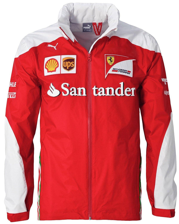 Scuderia Ferrari - Chaqueta - para Hombre Rouge - Rouge XXL ...