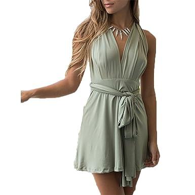 dextrad dress Summer Women Infinity Wrap Robe Femme Bandage Beach Dresses Vestidos