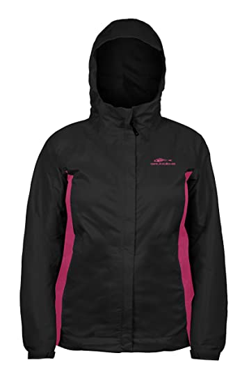 Amazon.com : Grundens Ladies Weather Watch Waterproof Jacket ...