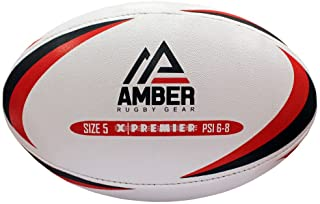 Amber Match Or Training Rugby Ball X-Premier Mixte OEZKS|#Amber Sports