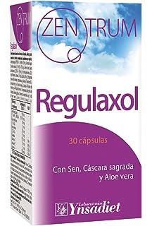 Zentrum Zentrum Regulaxol Laxante - 30 Cápsulas
