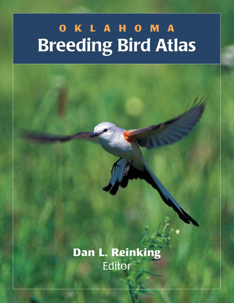 Oklahoma Breeding Bird Atlas pdf epub