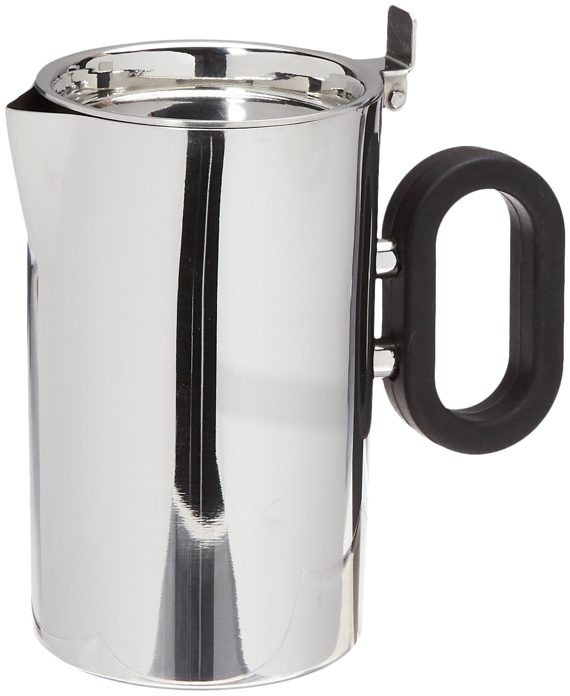Mod18 Steelworks SM-26 Double Wall Creamer, 9 oz., Polished Stainless