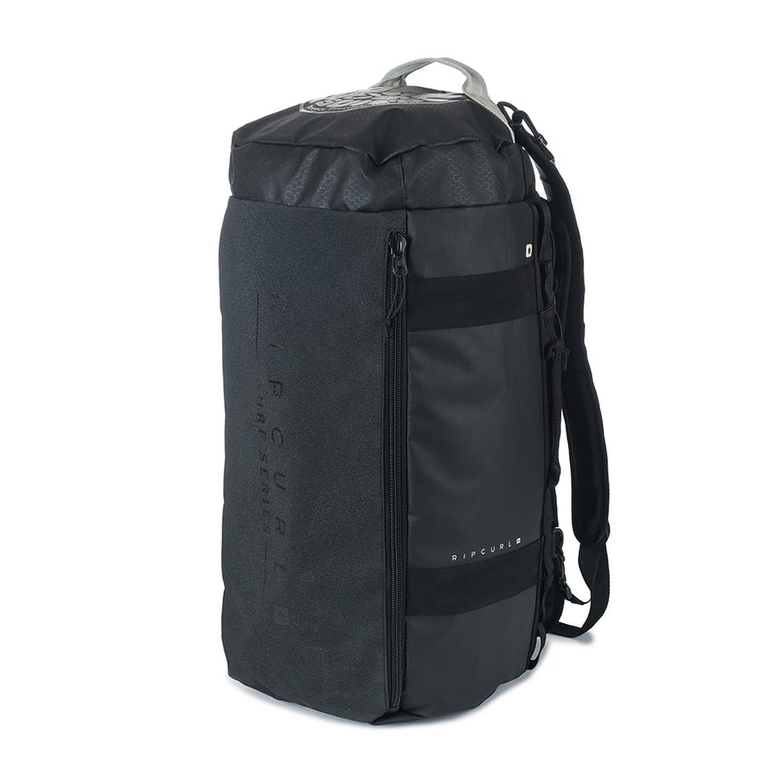 2018 Rip Curl Search 55L Duffle Back Pack Black BTRBR4