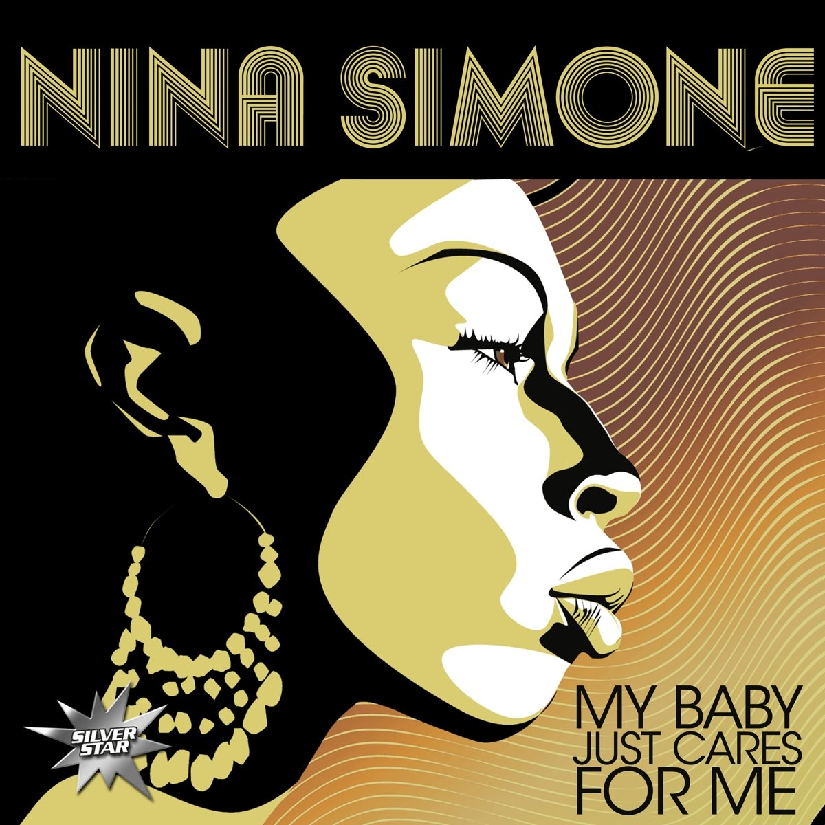 Vinilo : Nina Simone - My Baby Just Cares for Me (LP Vinyl)