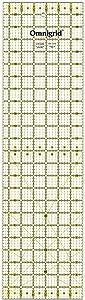 Omnigrid R6524 Omni Grid Ruler 6.5X24In, 6-½
