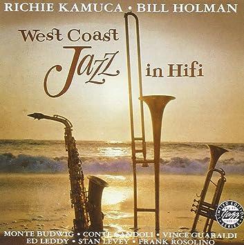 amazon west coast jazz in hi fi richie kamuca bill holman