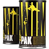 Universal Animal Pak Sports Nutrition Supplement 44 Count 2-Pack