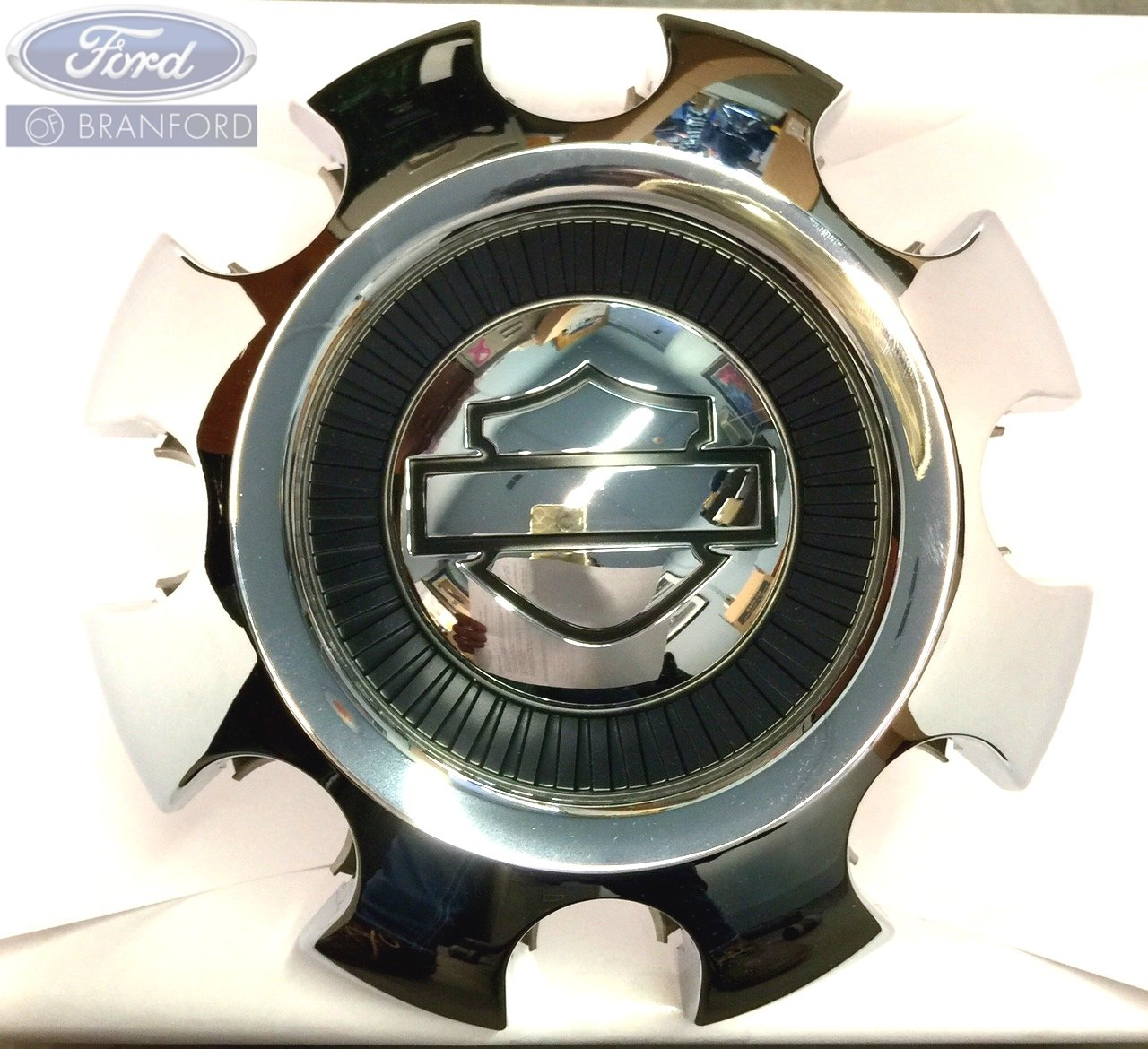 Ford 5C3Z-1130-AC - COVER - WHEEL
