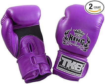 Amazon.com   MMABLAST TOP King Double Lock AIR Muay Thai Boxing ... 7313bee290b81