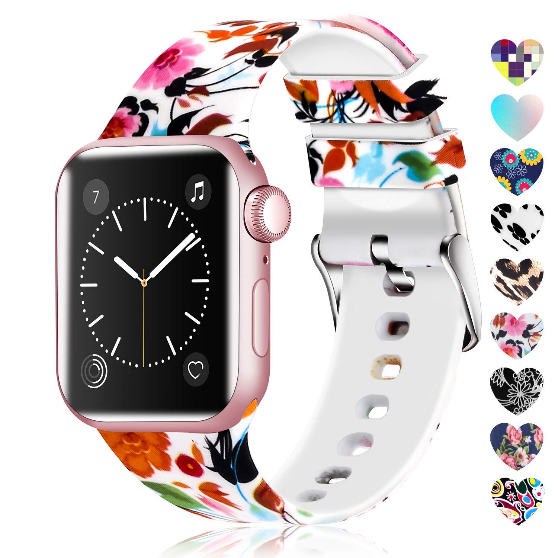 Malla Silicona para Apple Watch (42/44mm) LWSENGME [L59D5QV]