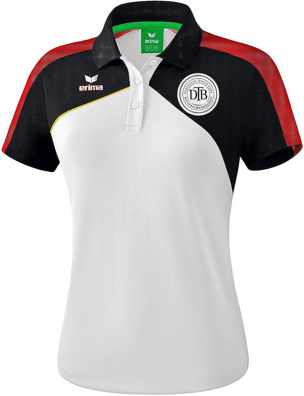 erima Premium One 2.0 - Polo Deportivo para Mujer: Amazon.es: Ropa ...