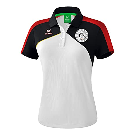 erima Women Premium One 2.0 Poloshirt Funktion Dtb Damen 34 ...