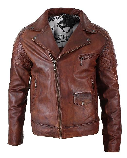 giacca pelle nera scolorita