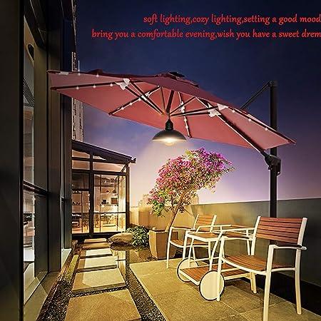 Z·Bling Lamparas Solares, Luz Led Solar Bombilla de LED Solar Portátil Solar Bombilla Lámpara para al Aire Libre Senderismo Cámping (E27): Amazon.es: Hogar