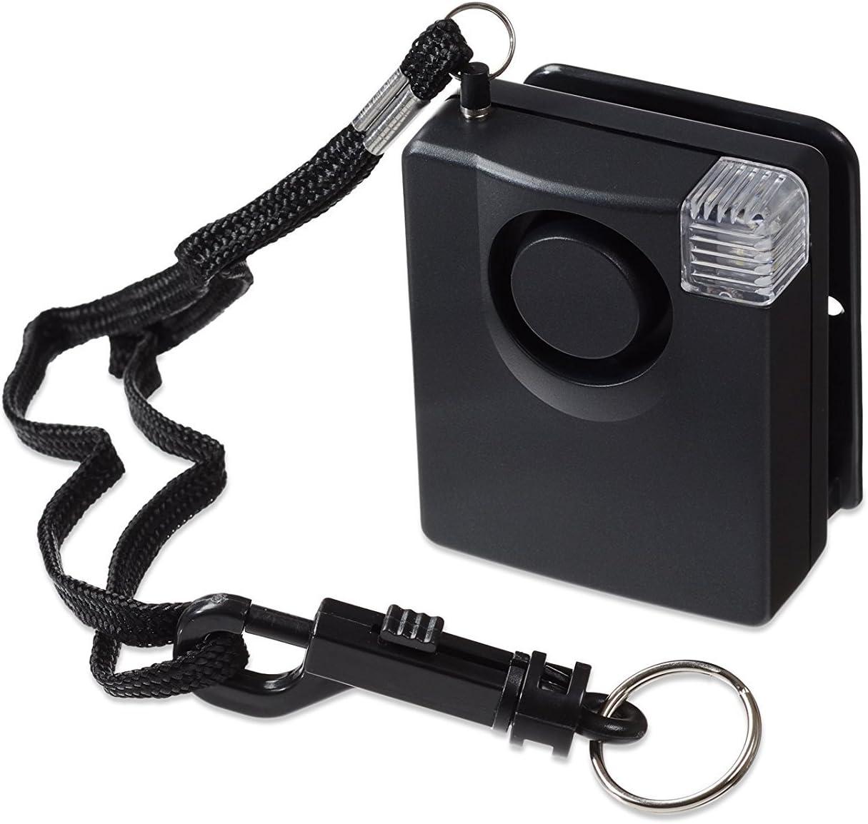 IIIT Polizei zugelassene pers/önliche Alarmvorrichtung 143 dBs Defender