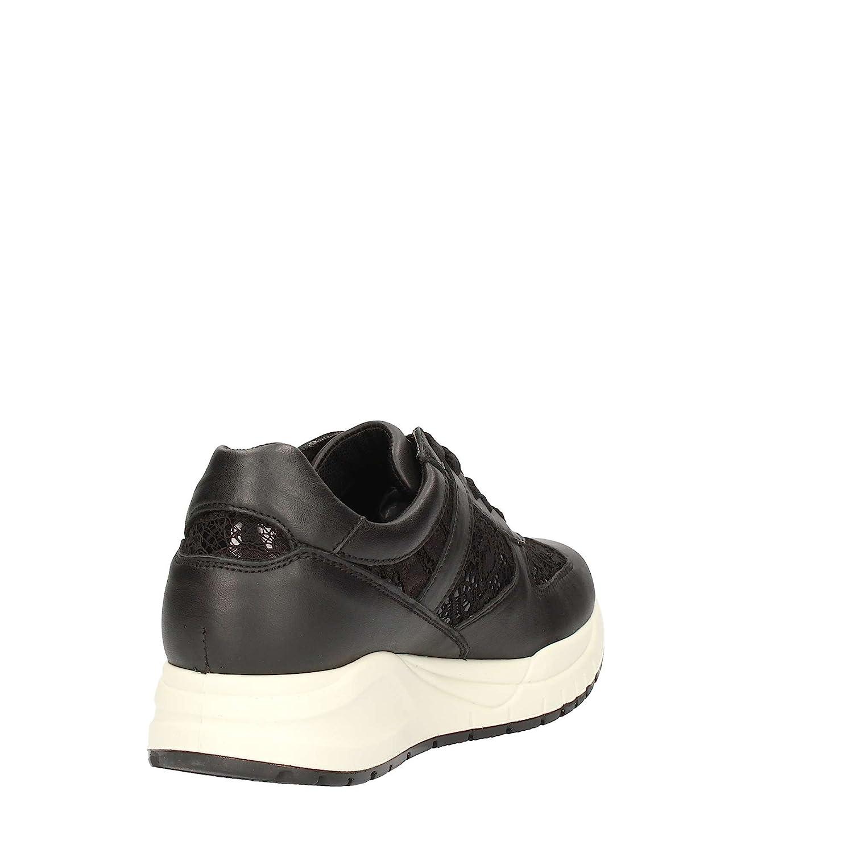 IGI & CO 67463 calzado deportivo negro cordones zapatillas de deporte con cordones 40 HZos5