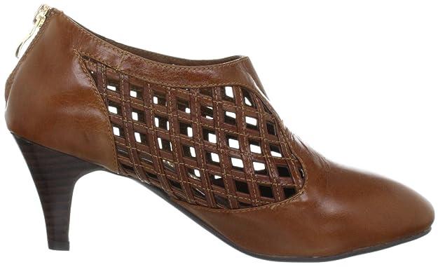 Lindvig 12219335 Eliza Lise - Chaussures En Cuir De La Femme Classique, Brun, Taille 41