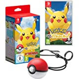 Pokémon: Let's Go, Pikachu! Including Poké Ball Plus - Nintendo Switch [Edizione: Regno Unito]