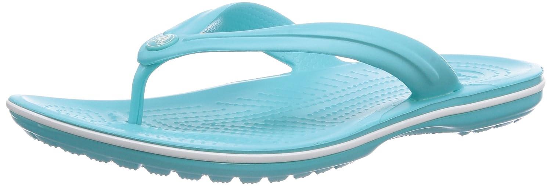 crocs Unisex-Erwachsene Crocband Flip Zehentrenner  38/39 EU|Blau (Pool/White)