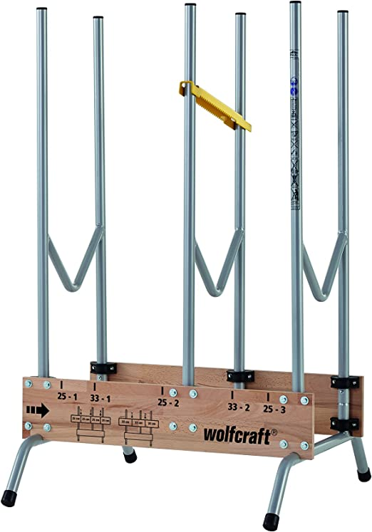 Wolfcraft 5121000 Chevalet De Tronçonnage