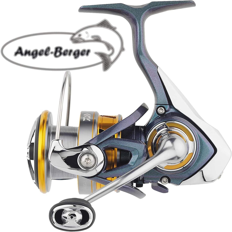 Daiwa Legalis LT Spinrolle Angelrolle gratis Pro Line x-Treme Schnur