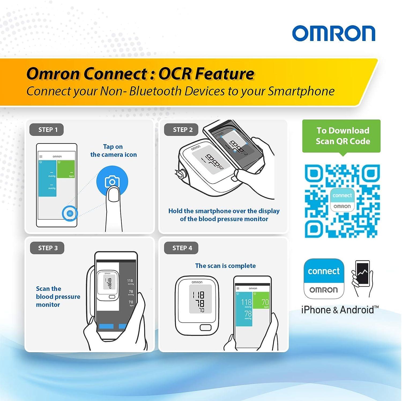 Omron BPMonitor Hem-7130-L