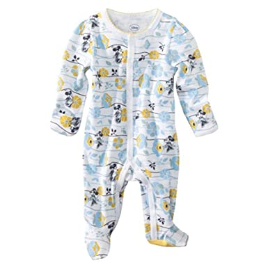 97d9f1e7ed Amazon.com  Minnie Mouse Baby Girls  Infant Sleep and Play  Clothing
