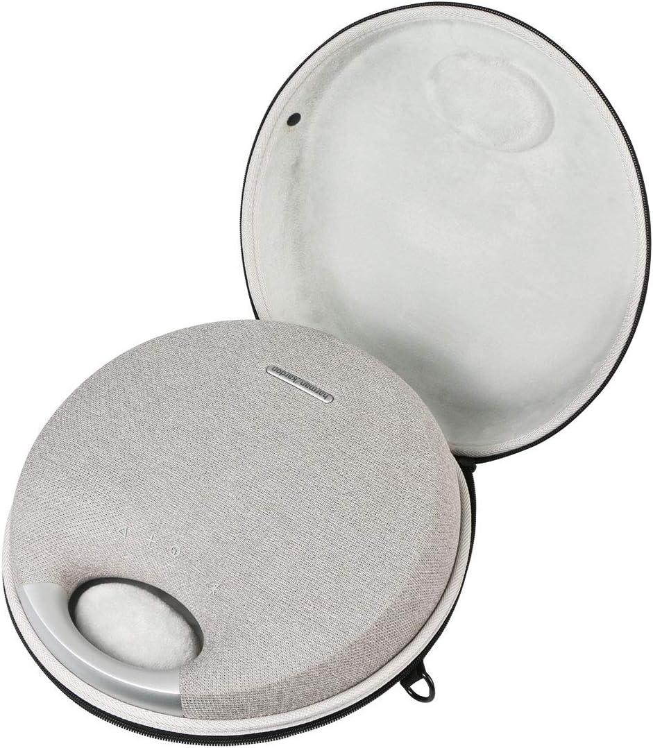 khanka Hard Travel Case Replacement for Harman Kardon Onyx Studio 5//6 Bluetooth Wireless Speaker