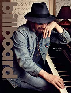 Billboard Magazine October 14 20 2017 Tom Petty Cover