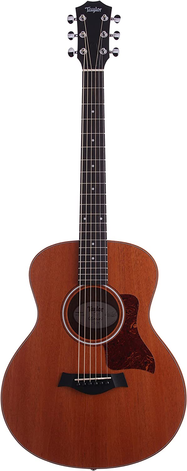Taylor GS Mini Mahogany GS Mini Acoustic Guitar , Sapele, Mahogany Top