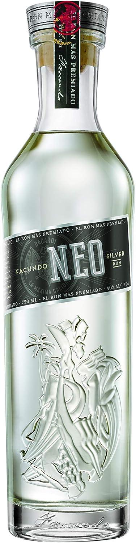 Bacardi Facundo Neo - Ron, 700 ml