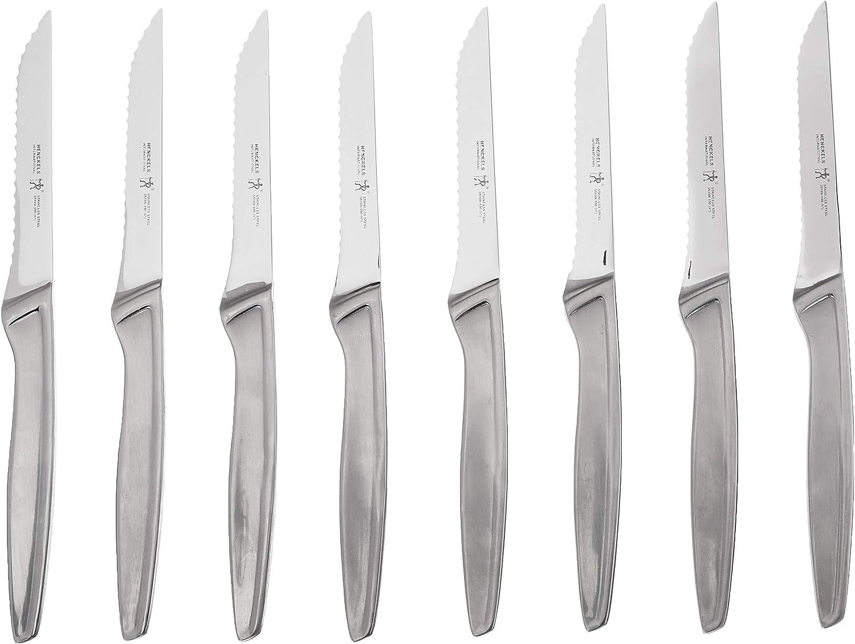 6.J.A. Henckels International Stainless Steel Steak Knives
