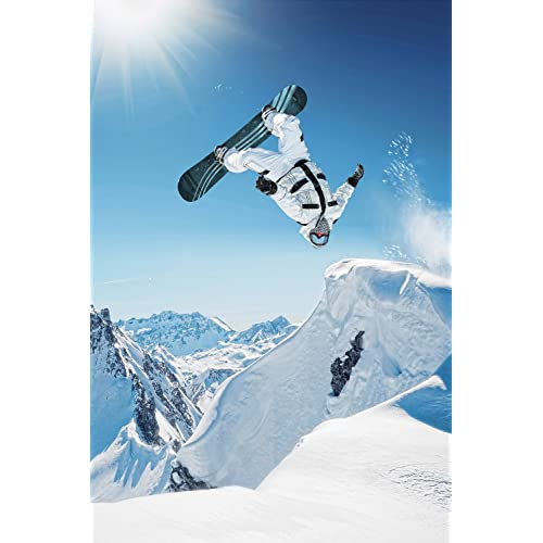 Snowboarding Posters Amazon Com