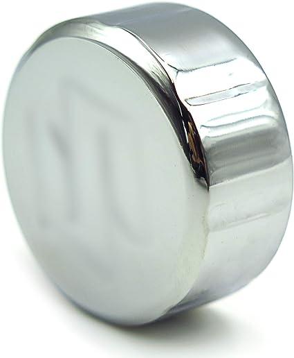 NBX- Tapón de depósito de líquido de freno de aluminio cromado