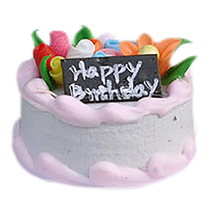 Amazon Happy Birthday Cake For Miniature Garden Fairy