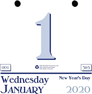 product image for House of Doolittle 2020 Daily Today Calendar Refill, Compatible with HOD310, 6 x 6 Inch Page Size (HOD311-20)